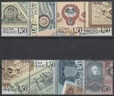 Finland postfris 1985 MNH 960-967 - Bankbiljetten / Banknotes