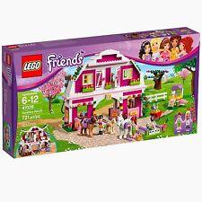Lego Friends 41039 SUNSHINE RANCH Horse Saddle Pony Minifigs Xmas Present NISB