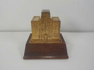 Worldwide Kraft Headquarters Souvenir Building, Presentation Piece (Scarce)