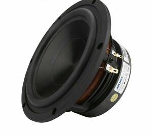 Midrange Speaker Bass Woofers Exquisite Aluminum Ceramic Audio Accessory 6.5Inch