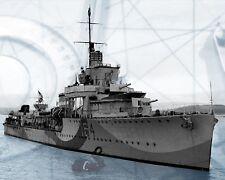 "Model Boat Plans 1:64 Scale 58"" V&W Destroyer for R/C  Full Size Printed Plans"
