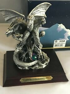 MYTH & MAGIC SEVEN HEADED DRAGON