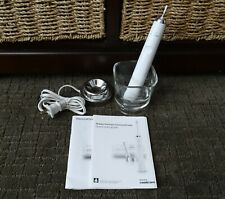 Philips Sonicare DiamondClean HX939W Electric Toothbrush for Parts or Repair