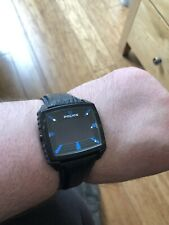 Retro Police Blue LED Digital Watch Excellent Fully Working Condition
