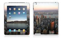 iPad 2 or 3 - New York Manhattan Skyline - Vinyl Skin Sticker Cover