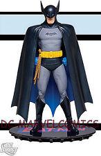DC CHRONICLES NEW!! BATMAN STATUE By BRUCKNER CAPED CRUSADER DARK KNIGHT Superma