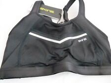 Skins Womens DNAmic Core Sports Support Bra Running Gym Breathable size M black