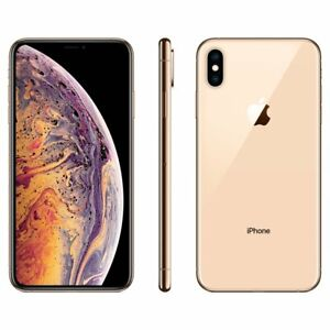 Apple iPhone XS Max 512GB Factory Unlocked phone (T-Mobile, AT&T or any Carrier)