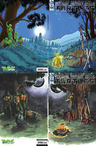 TMNT Ninja Turtles #100 (IDW) - TMNT: A Collection - Set #74 of 250 COAs - RARE!