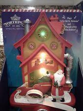 Hallmark North Pole 1820 Special Edition Magic Mechanical Santa's Checklist HTF