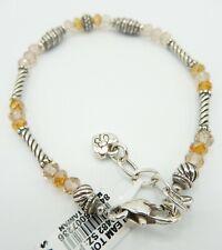 Brighton Gleam Topaz Bracelet NWT JF0482 B273