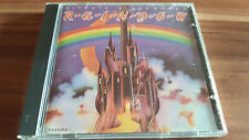 Ritchie Blackmore's RAINBOW CD ( Ronnie James Dio Deep Purple Whitesnake )