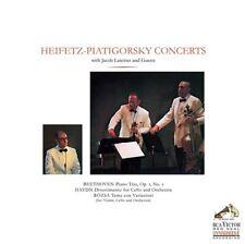 Jacob Lateiner - Heifetz-Piatigorsky Concerts With Jacob Lateiner CD IMP8314