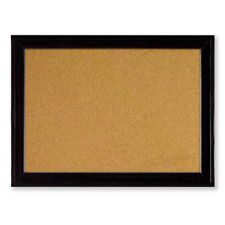 Cork Board Bulletin Decorative Hanging Pin Perfect for Office & Home School D...