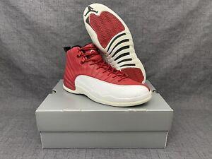 Size 11 - Jordan 12 Retro Gym Red 130690-600