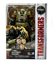 Transformers The Last Knight Premier Edition - Autobot Hound Action Figure
