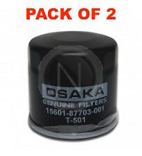 OSAKA Oil Filter Z443 - For Suzuki SWIFT FZ 1.4L 1.6L SUZUKI APV - BOX OF 2