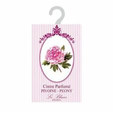 LE BLANC - French PEONY Scented Hanger Sachet