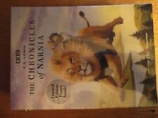 Chronicles Of Narnia Bbc Dvd 3 Disc Set 4 Movies New Sealed Poster Inside 8+ Hrs