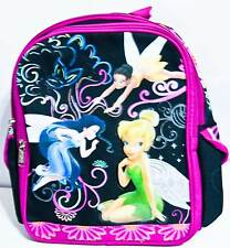 Disney Fairies Tinkerbell Toddler School Backpack Bag Silvermist Iridessa