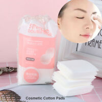 50pcs/bag Cosmetic Cotton Pads Face Cleaner Facial Wipe Cleaning Remover Makeup.