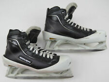 Bauer Supreme One100 Mens Pro Stock Hockey Goalie Skates 11.5 D Made in Canada