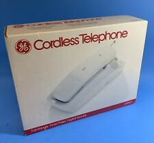 NEW Vintage GE 2-9510 Cordless Tone/Pulse Digital Security Telephone System MINT