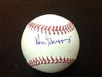 Ken Griffey Sr OMLB ball autograph Cincinnati Reds Big Red Machine