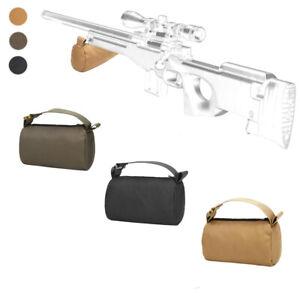 Tactical Gun Support Sandbag Rest Bag Unfilled Portable Gun Stand Pouch Bag Tool