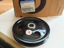 Genuine Mopar Power steering pump pulley Chrysler Neon 2.0L 02-05 04668252 F12