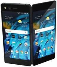 ZTE Axon M 64GB 4G LTE AT&T GSM Unlocked 20MP Dual Screen Android Smartphone