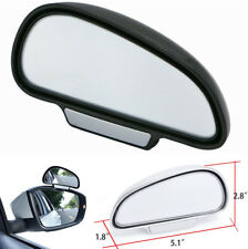 Pair Adjustable Angle Convex Rear Side View Blind Spot Mirrors for Truck Car SUV