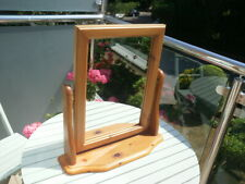 PINE SWIVEL DRESSING TABLE MIRROR