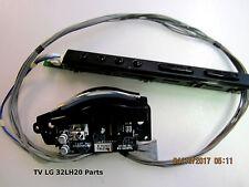 LG 32LH20-UA Function Control & IR Sensor Board /W Attached Plastic Components