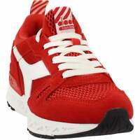 Diadora Titan Reborn Barra Mens  Sneakers Shoes Casual   - Red
