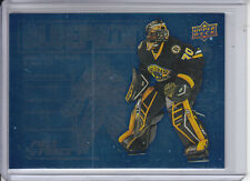 15/16 UD Full Force Boston Bruins Malcolm Subban RC BluePrint card #BP-MB