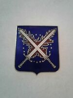 Authentic US Army 55th Infantry Regiment Unit Crest DI DUI Insignia NH