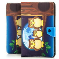 10-Zoll Universal Tablet Tasche Eule Schutz Hülle Universell Case Owlet Family