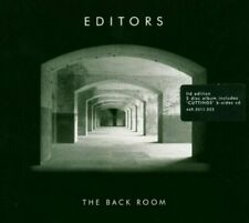 Editors - The Back Room 2 - Editors CD 2WVG The Cheap Fast Free Post The Cheap