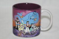 VINTAGE Disney Aladdin 12 oz Mug, Made in Japan tea cup coffee Disney Store