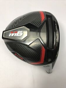 Very Nice Taylor Made M6 10.5 degree Draw Driver Head Only