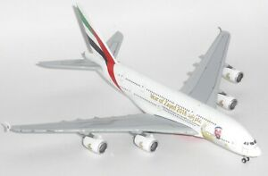 Airbus A380 Emirates Year of Zayed Gemini Jets Diecast Collectors Scale 1:400