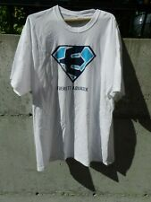 New EVERETT,AQUA SOX, White T-shirt Adult XXL, Giveaway,MARINER FARM LEAGUE