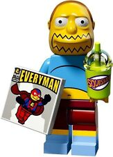 The Simpsons 2 Lego collectible minifig Comic Book Guy