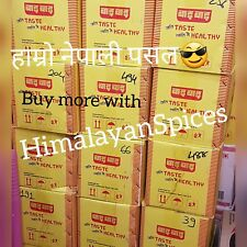 Wai Wai Instant Noodles , Chicken Flavored, 75g Packages (1 x Box of 30) P&P UK