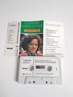 GILBERT O'SULLIVAN GREATEST HITS CASSETTE TAPE 1976 WHITE PAPER LABEL EMI MAM UK