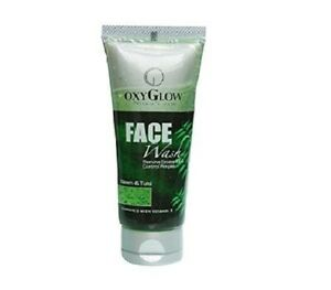 Oxyglow Neem and Tulsi Face Wash For All Skin Types 100ml