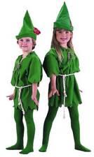 Children Peter Pan Costume Book Week Dress up Green School Netherland Treasure