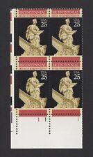 US - 1989 - SCOTT 2412 PLATE BLK4, MNH - BICENTENNIAL - HOUSE OF REPRESENTATIVES