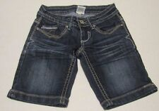 H2J by Hydraulic Jean Shorts Women's Juniors Size 0